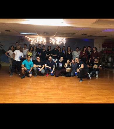 Dance Awakening Workshop and Social