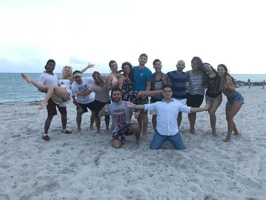Dance Awakening Bachata Beach Event