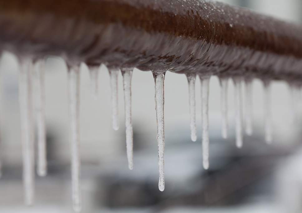 Frozen pipes and solutions