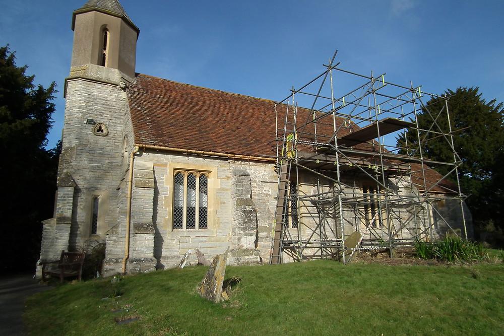 church refurbishment West Yorkshire