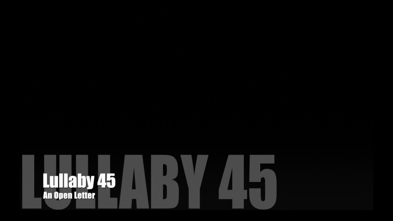 Lullaby 45