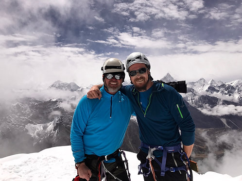 Aconcagua climb - 5th to 23rd January 2019 - Booking deposit