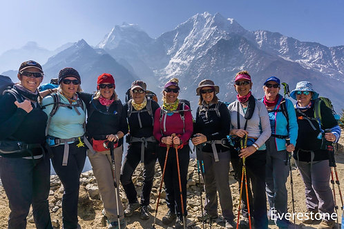Everest Base Camp Trek - 3rd to 21st May 2019 - Final payment due 60 days out