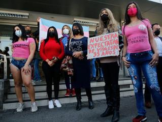 """Sindicato Amanda Jofré tras ataque transfóbico a su presidenta: """"El Estado ha cometido un genocidio"""