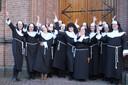 Halleluja!, de nonnen zijn terug in het Klooster