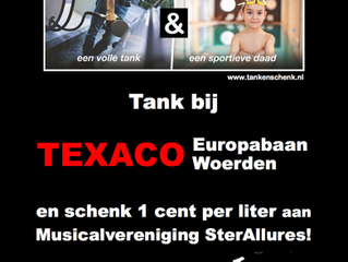 Sponsor ons gratis met Tank&Schenk