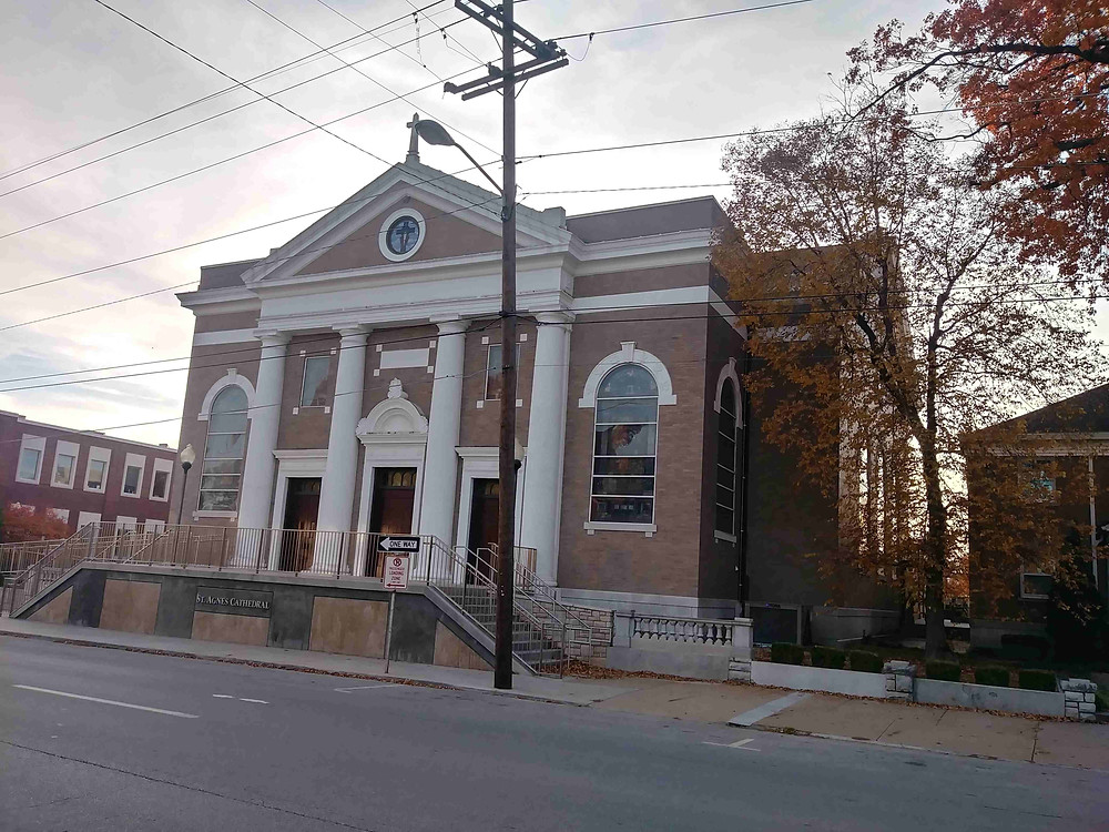 St Agnes Cathedral, Springfield, Missouri