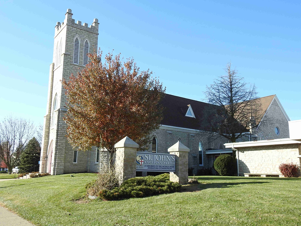 St John's ACNA Cathedral, Quincy, IL