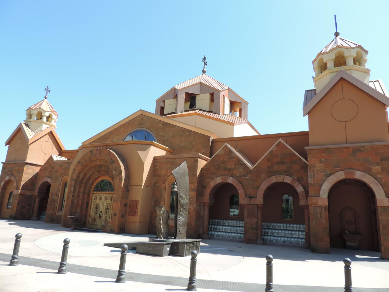 St Leon Armenian Cathedral, Burbank