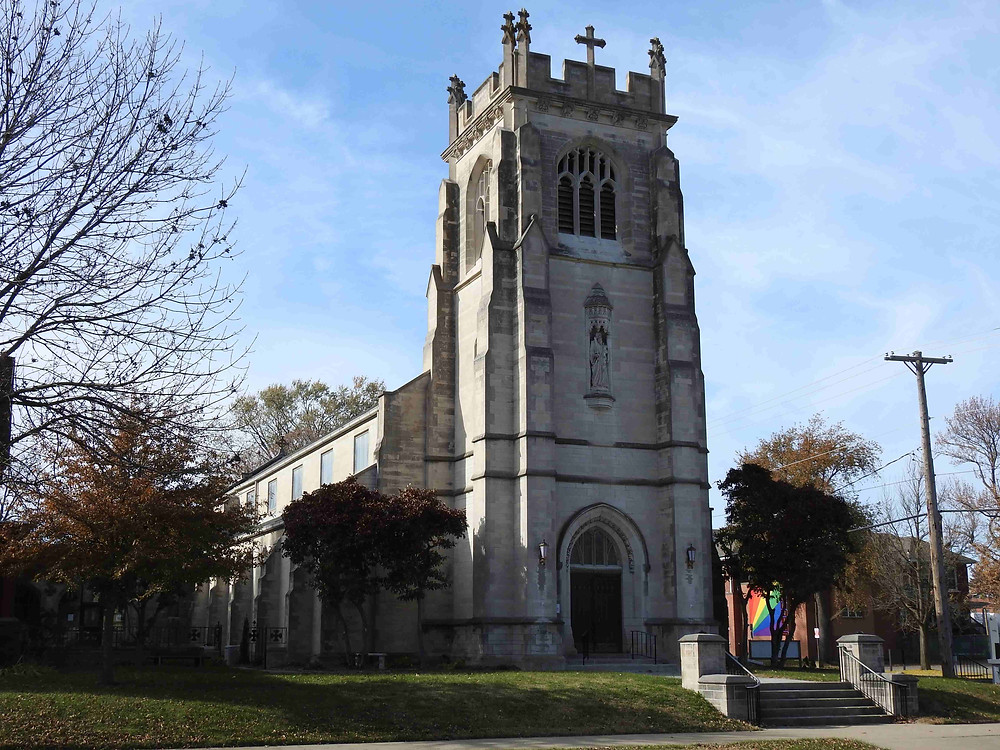 The Cathedral Church of St Paul, Springfield, Illinois