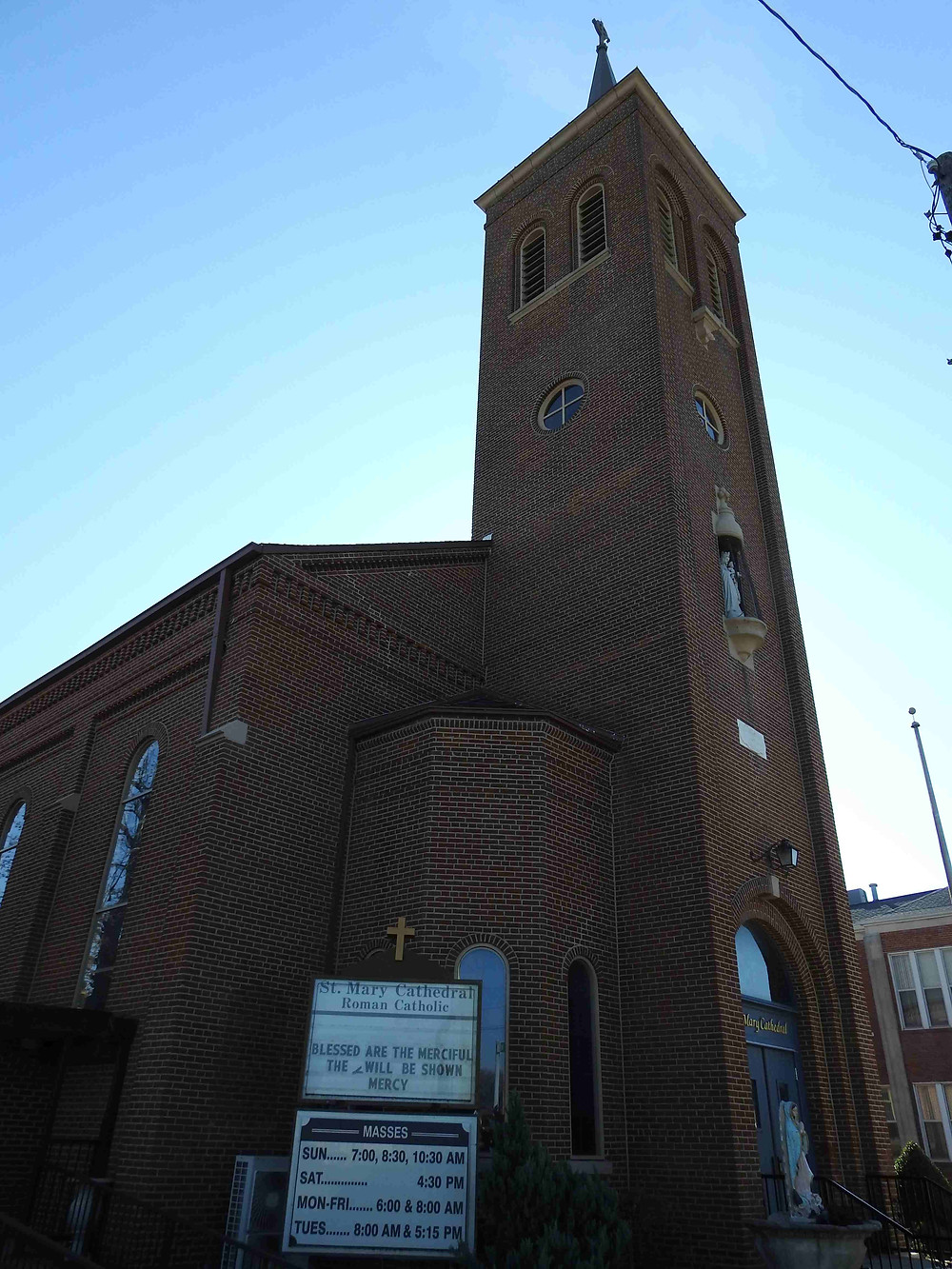 Cathedral of St mary of the Annunciation, Cape Girardeau, Missouri