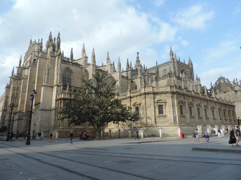 Cathedral of St Mary of the See, Sevilla