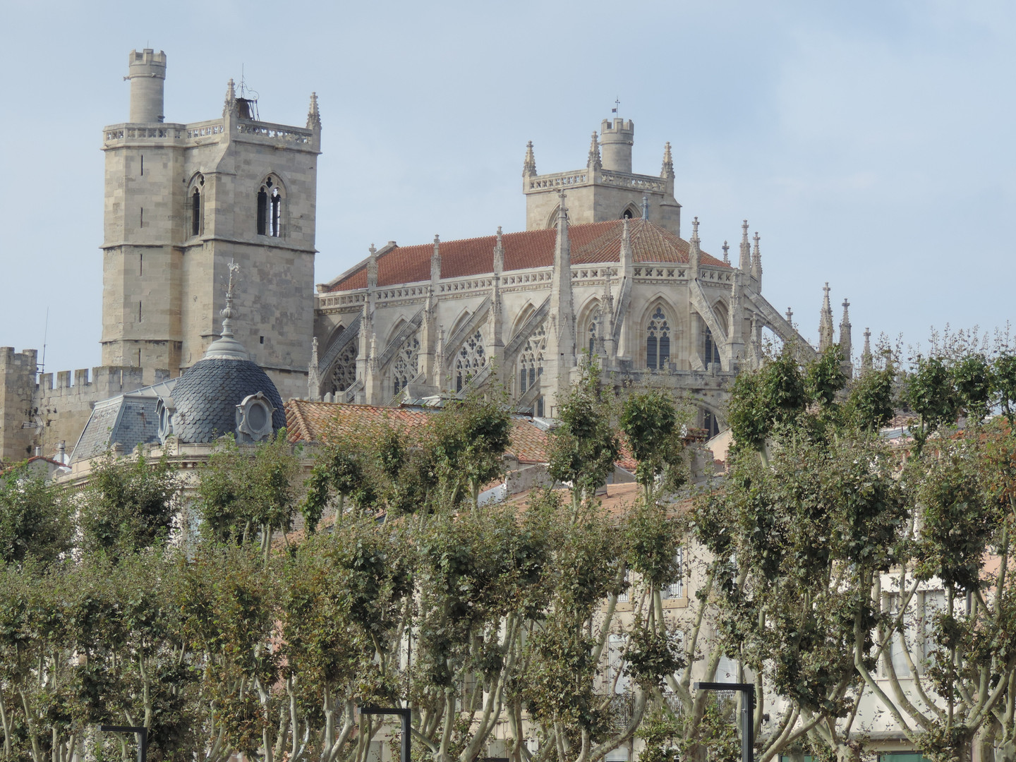 Sts Justus & Pastor Cathedral, Narbonne