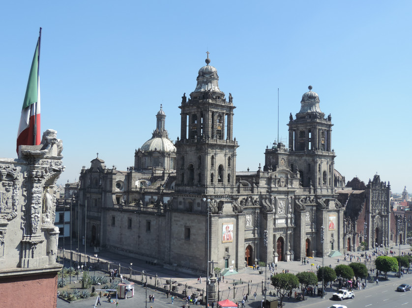 Cathedral of the Assumption, Mexico City
