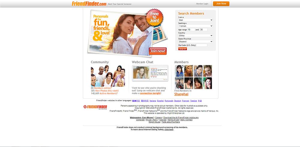 Kostenlose dating-sites für menschen 50