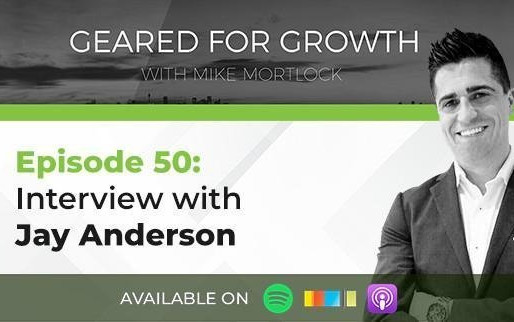 Geared For Growth Interview with Buyers Agent Jay Anderson