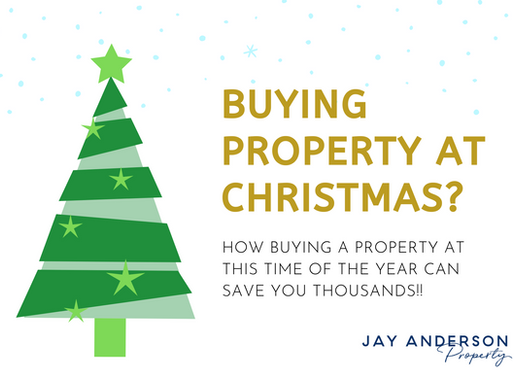 Buying Property At Christmas