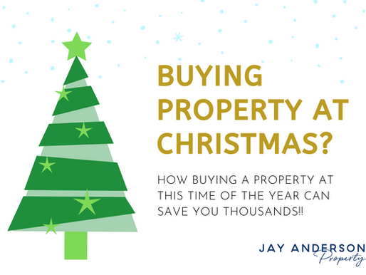 Buying Property At Christmas