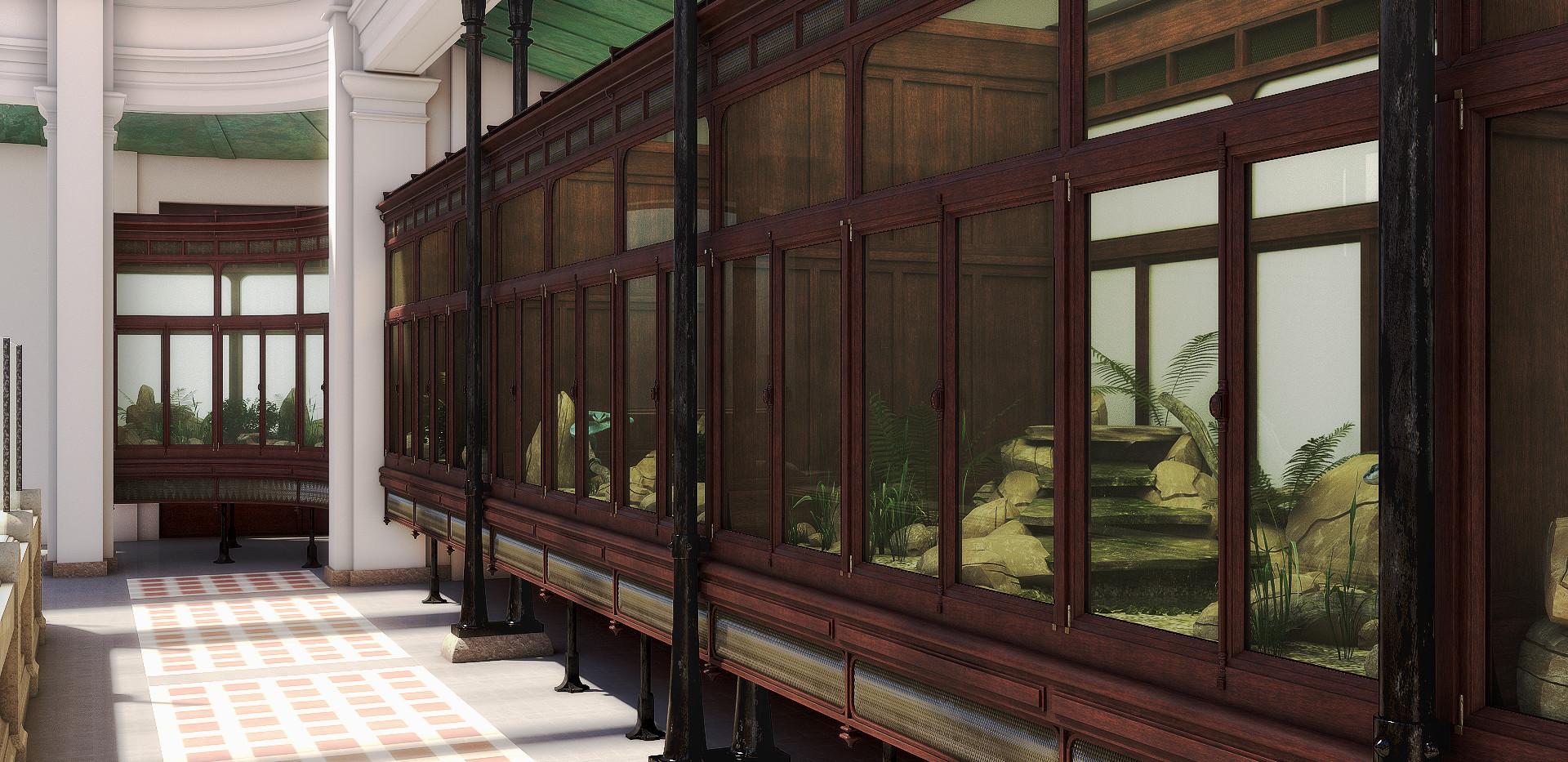 Vivarium Musée National d'Histoire Naturelle