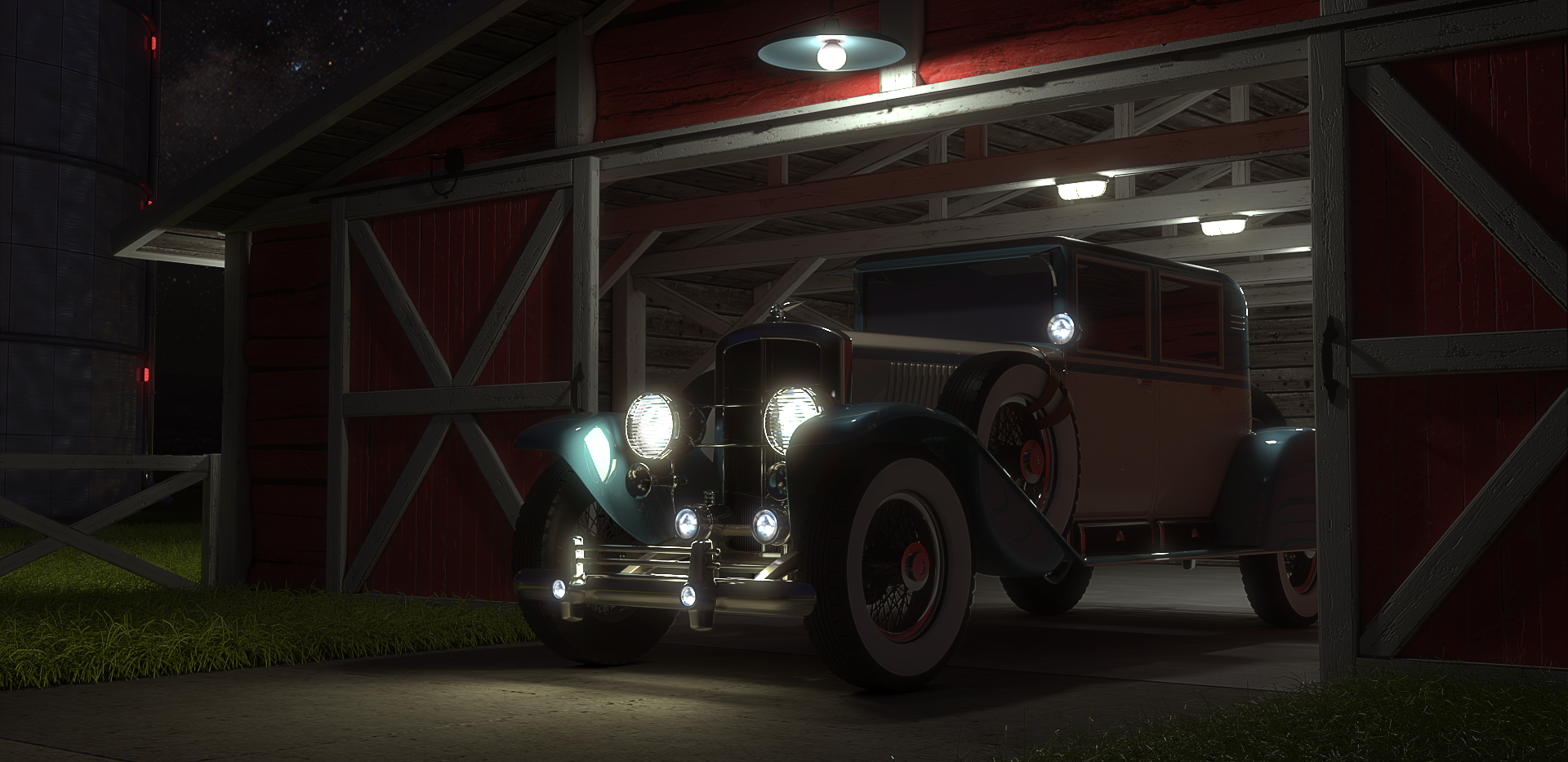 Cadillac 1929