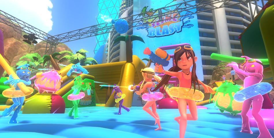 Onirism - Summer Slime Blast Event