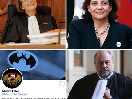 Les personnalités du monde judiciaire - Edition 2019