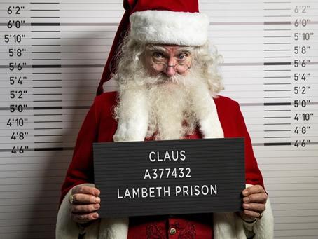 Et si le Père Noël était un délinquant ?
