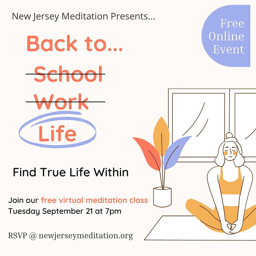 Special Meditation Event
