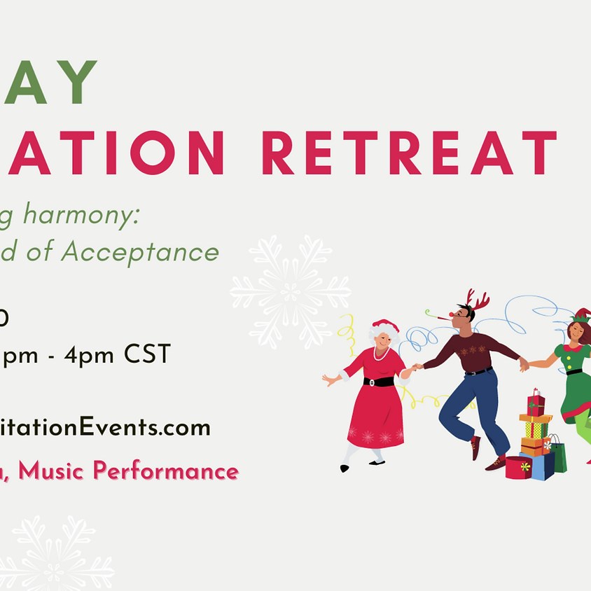 Holiday Meditation Retreat
