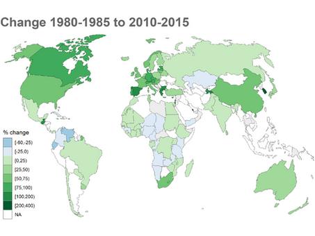ICOMBO Summary of Worldwide Twinning Rates Study