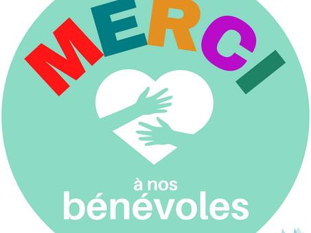 Naissances Multiples Canada (NMC) reconnaît la Semaine nationale du bénévolat du 18 au 24 avril 2021
