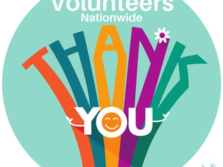 Multiple Births Canada (MBC) recognizes National Volunteer Week April 18-24, 2021
