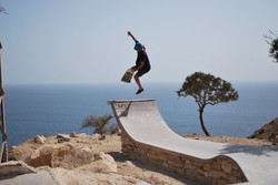 Frank en Marruecos