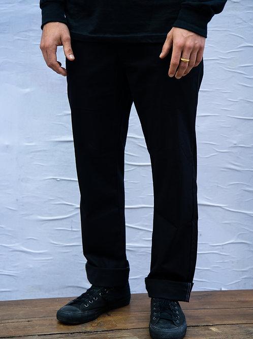 Chino Classic Fit Black