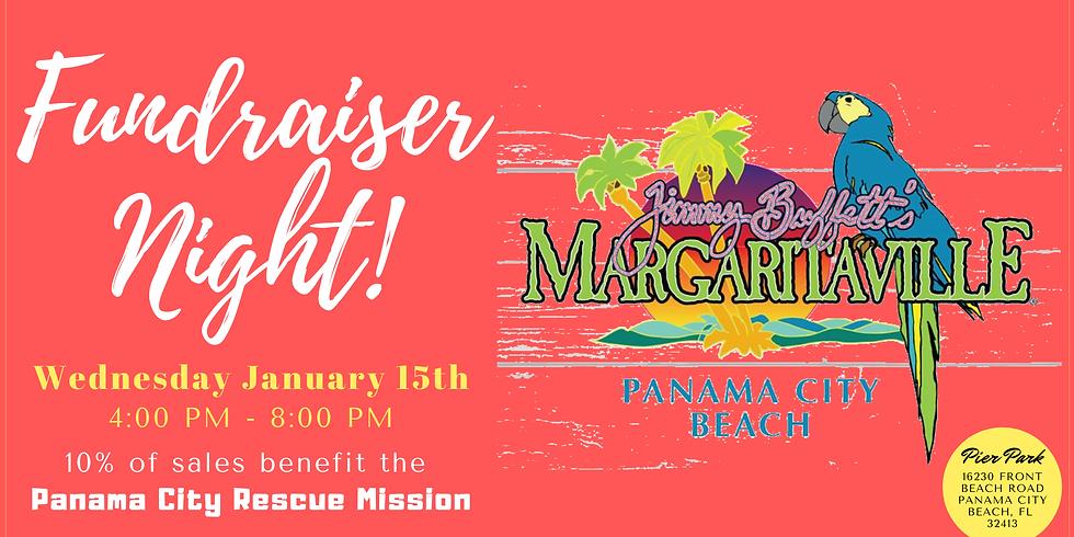 Fundraiser Night at Margaritaville