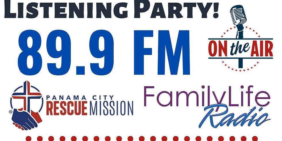 Family Life Radio Listening Party!