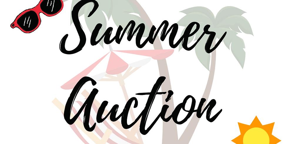 Online Summer Auction