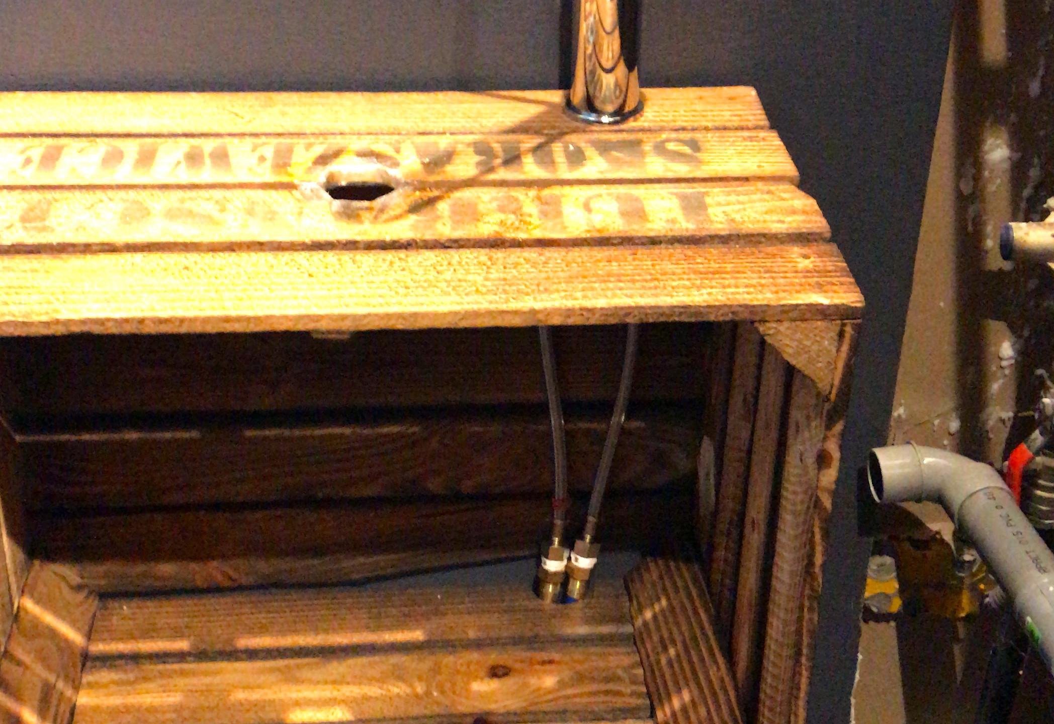 181110 Installation lave-mains WC RDC2