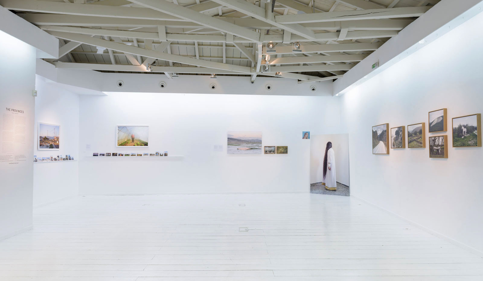 """Exhibition """"The Provinces""""at TAF, Athens, 2019. Curated by Kostas Ioannidis, Nicole Leventi and The Provinces Team   Έκθεση """"The Provinces"""", TAF Τhe Art Foundation, Αθήνα, 2019. Επιμέλεια: Κώστας Ιωαννίδης, Νικόλ Λεβέντη και η ομάδα The Provinces."""