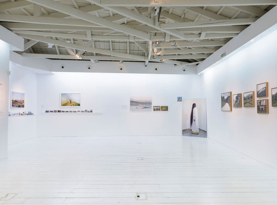 """Exhibition """"The Provinces""""at TAF, Athens, 2019. Curated by Kostas Ioannidis, Nicole Leventi and The Provinces Team 