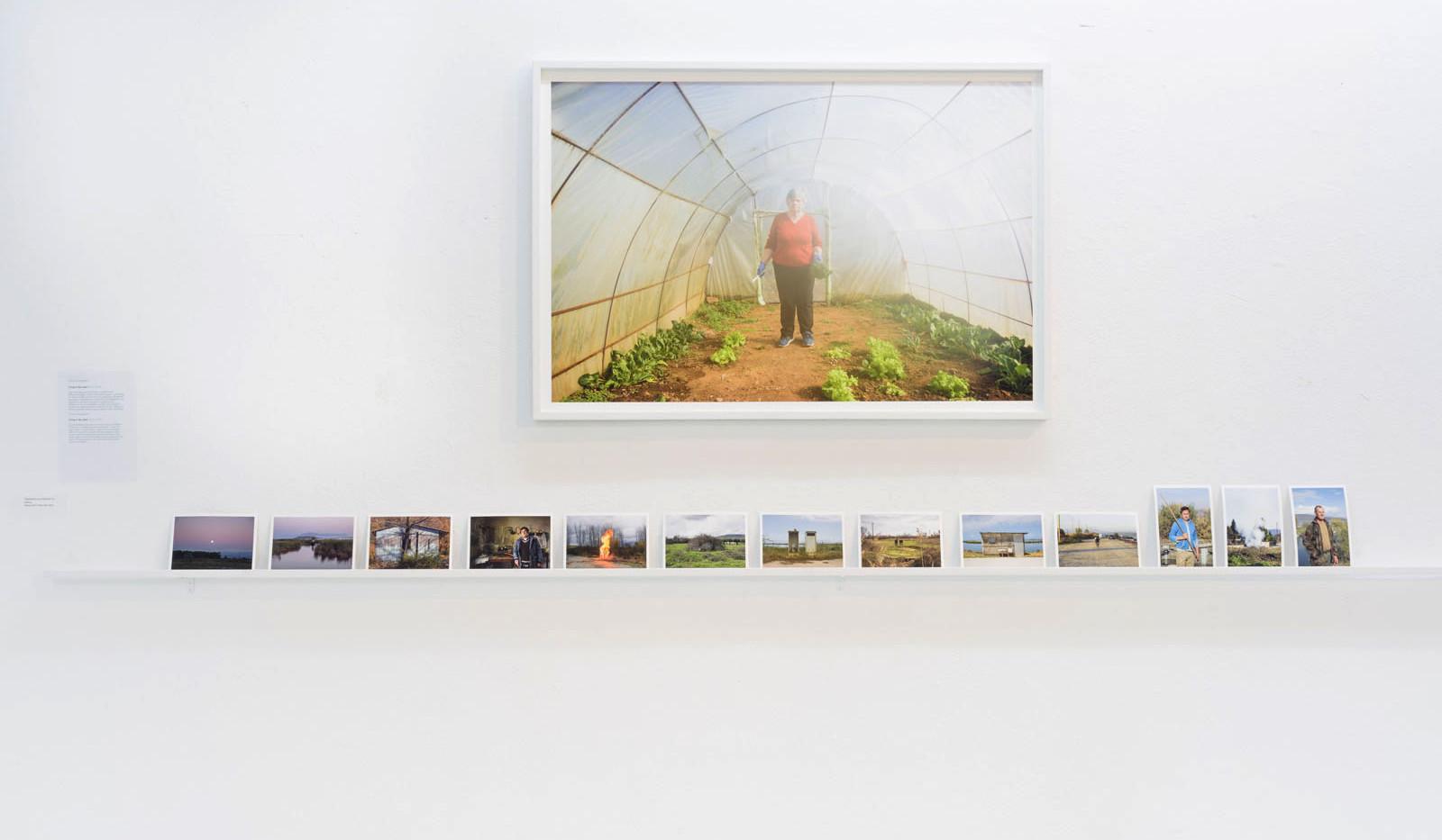 "Exhibition ""The Provinces"" at TAF, Athens, 2019. Christos Rontogiannis, Living in the West   Έκθεση ""The Provinces"", TAF Τhe Art Foundation, Αθήνα, 2019, Χρήστος Ροντογιάννης, Living in the West."