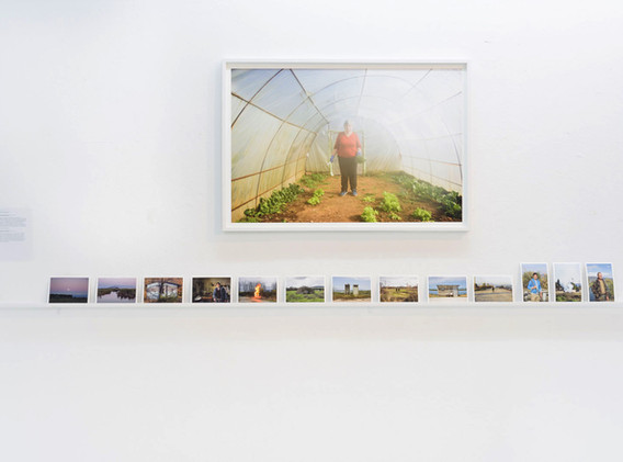 "Exhibition ""The Provinces"" at TAF, Athens, 2019. Christos Rontogiannis, Living in the West | Έκθεση ""The Provinces"", TAF Τhe Art Foundation, Αθήνα, 2019, Χρήστος Ροντογιάννης, Living in the West."