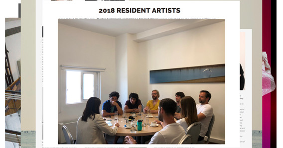 Lucy Art Residency, Roundtable, 2018