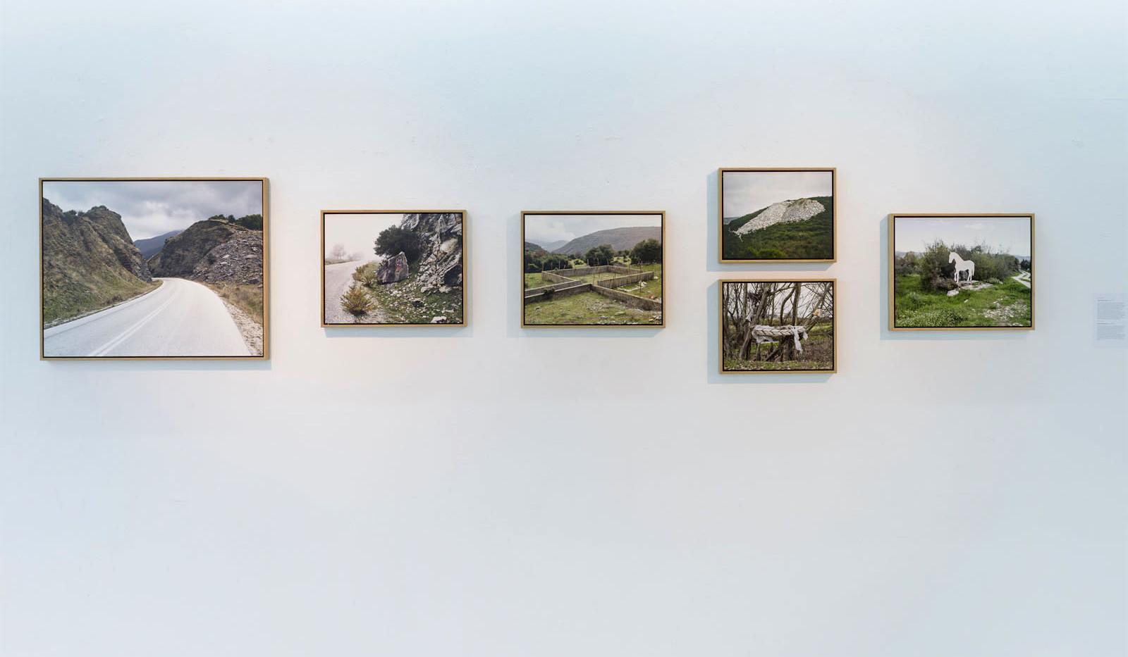 "Exhibition ""The Provinces""at TAF, Athens, 2019. ""Days That Got Away"" by Tasos Zoidis   Έκθεση ""The Provinces"", TAF Τhe Art Foundation, Αθήνα, 2019. Τάσος Ζωίδης, ""Days That Got Away""."
