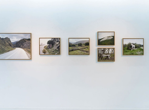 "Exhibition ""The Provinces""at TAF, Athens, 2019. ""Days That Got Away"" by Tasos Zoidis | Έκθεση ""The Provinces"", TAF Τhe Art Foundation, Αθήνα, 2019. Τάσος Ζωίδης, ""Days That Got Away""."