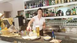 Barman Violeta