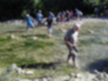 hotel bellaria rimini walking trekking excursions discover romagna ivv guides