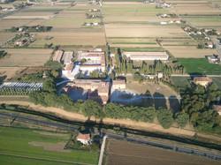 Villa Torlonia dall'alto