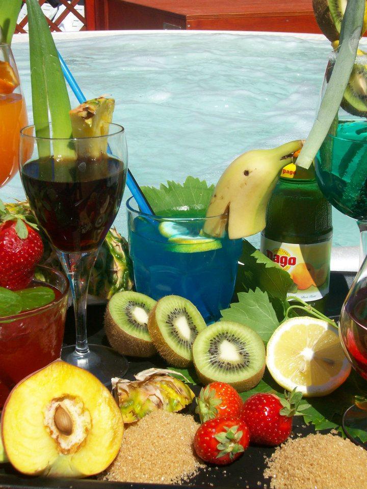 Cocktails e Frutta