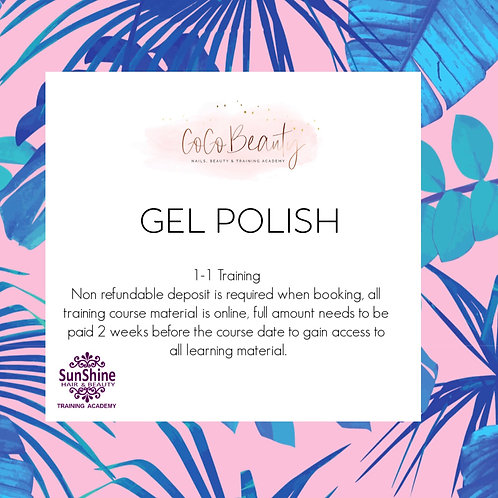 Gel Polish Refresher Course